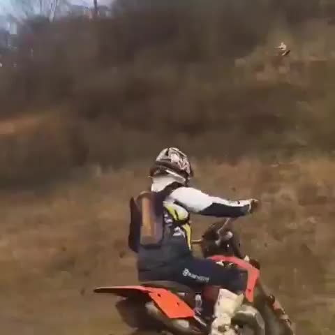 motocross, fail, funny, King of the hill GIFs
