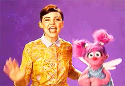 Watch this trending GIF on Gfycat. Discover more *1k, ginnifer goodwin, ginnifergoodwinedit, mine, mine: ouat, once upon a time, ouat cast, ouatedit, sesame street, she's so adorable omg GIFs on Gfycat