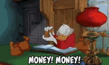 cash, dollars, money, Money GIFs