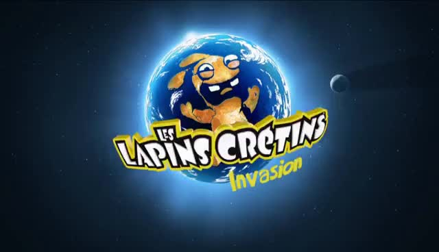 Watch and share Les Lapins Crétins Invasion - Infiltration Crétine (S1E60) GIFs on Gfycat