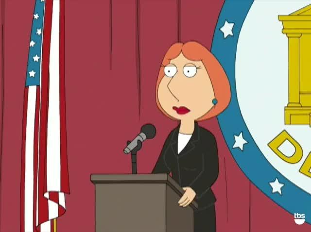 Becca Family Guy