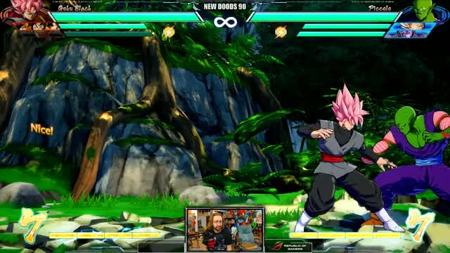 Maximilian_DOOD Playing Dragon Ball FighterZ - Twitch Clips