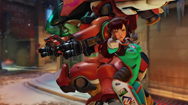 Watch and share Quintuple Dva GIFs on Gfycat