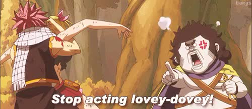 Watch and share Fairy Tail Nashi GIFs and Fairy Tail Nalu GIFs on Gfycat