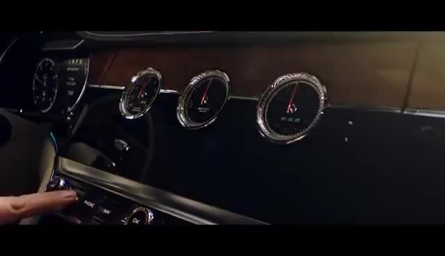 Watch and share New Bentley Continental GT -  Launch Film GIFs on Gfycat