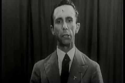 Watch and share Propaganda Minister Joseph Goebbels GIFs on Gfycat