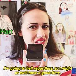Watch and share Miranda Sings GIFs on Gfycat