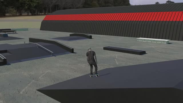 Watch and share Mora Skatepark GIFs on Gfycat