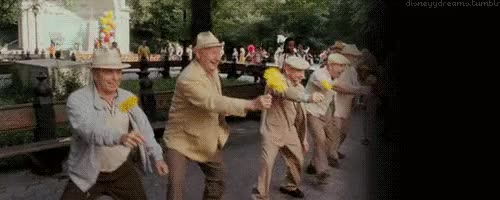 Check Out These Dapper Chaps [Gif]
