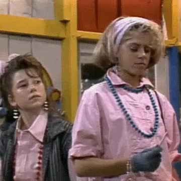 Watch and share Punky Brewster, Peer Pressure, Pot GIFs on Gfycat