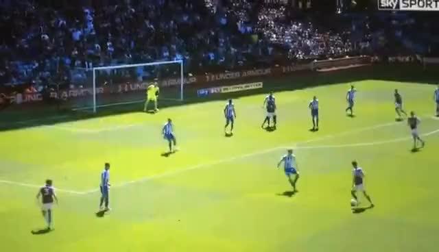 Watch and share Aston Villa 1-1 Brighton - Jack Grealish Goal Vs BHAFC GIFs on Gfycat