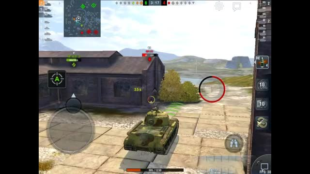 Watch and share World Of Tanks GIFs by vikkothetusken on Gfycat
