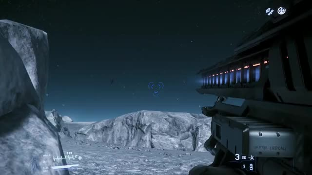 Watch and share Star Citizen Leevah GIFs and Railgun GIFs by zoidbergif on Gfycat