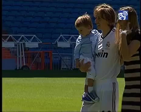 Watch and share Luka Modric GIFs and Family GIFs on Gfycat