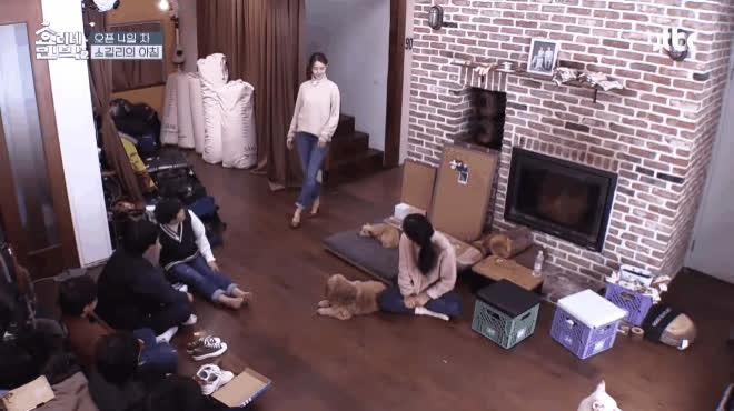 Lấy cớ giúp việc, Yoona đại náo nhà trọ của Lee Hyori bằng loạt vũ đạo kinh điển của SNSD ảnh 4