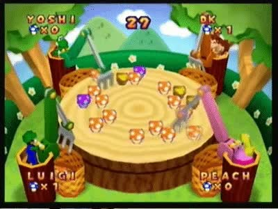 Mario Party 2 - Rakin' 'em In