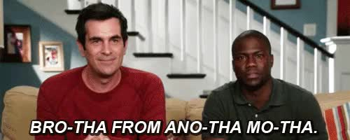 Watch and share Kevin Hart GIFs and Ty Burrell GIFs on Gfycat