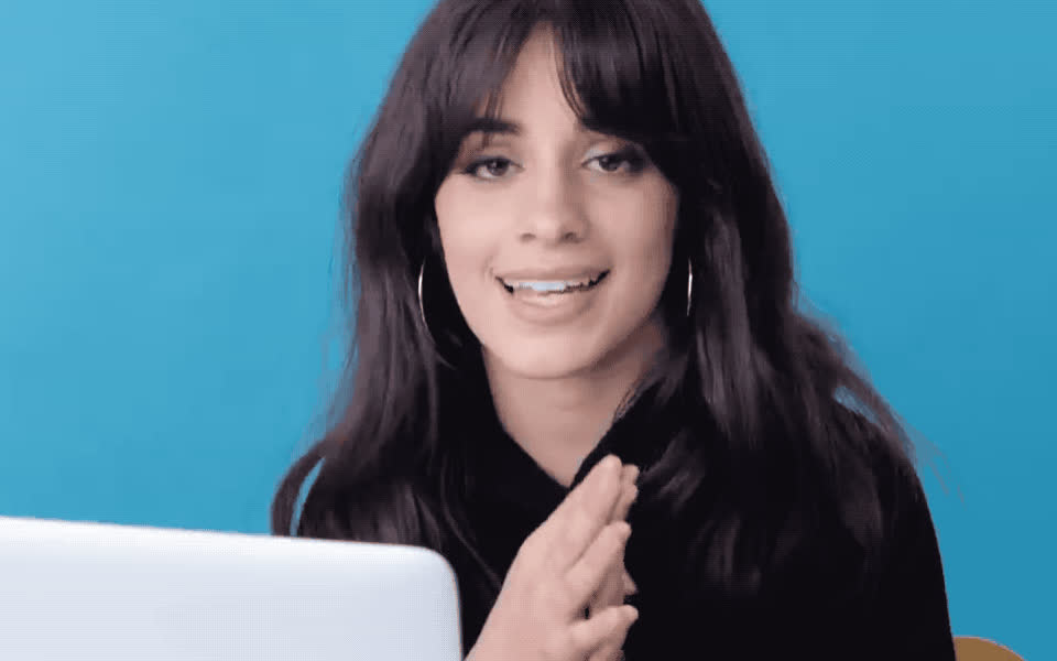 amazing, awesome, bro, cabello, camila cabello, camilla, cool, cool story bro, glamour, good, got, great, like, ok, okay, story, this, thumbs, up, Camilla Cabello GIFs