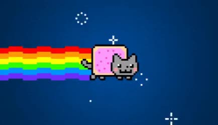 Watch nyan cat GIF on Gfycat. Discover more related GIFs on Gfycat