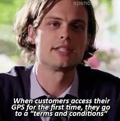 Watch and share Criminal Minds Cast GIFs and Matthew Gray Gubler GIFs on Gfycat