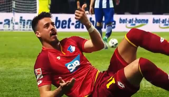 Watch Wagner's Dislocated Finger - Bundesliga Hard Man GIF on Gfycat. Discover more related GIFs on Gfycat