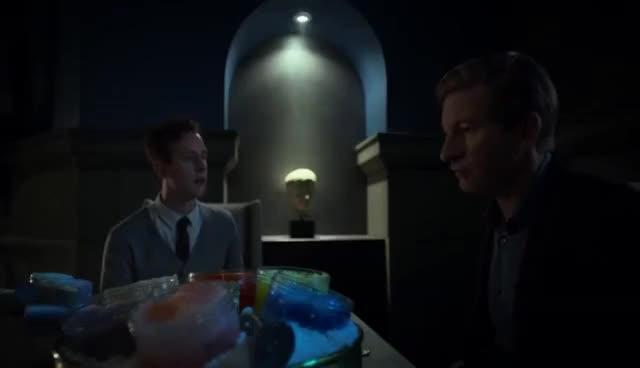 "Watch Harold Kills Kyle ""Ice Cream"" Scene - Marvel's Iron Fist GIF on Gfycat. Discover more related GIFs on Gfycat"