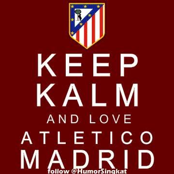 Watch Atletico Madrid GIF on Gfycat. Discover more related GIFs on Gfycat