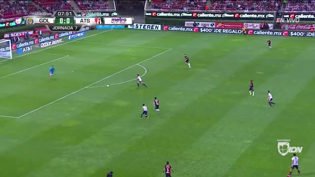 Watch and share ¡Goool De Chivas! Alexis Se Estrena Con El Rebaño En El Clásico Tapatío GIFs on Gfycat