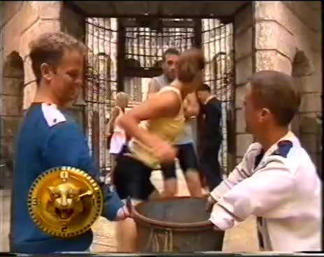 Watch and share Fort Boyard Georgia - Episode _04 _ Other Group GIFs on Gfycat