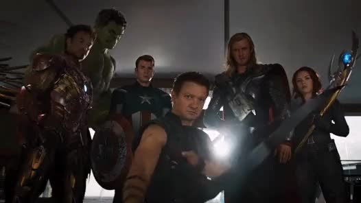 Watch and share Avengers GIFs by jaxspider on Gfycat