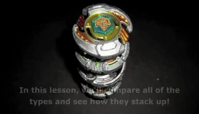 Watch and share Beyblade Lesson: Types (Updated!) GIFs on Gfycat