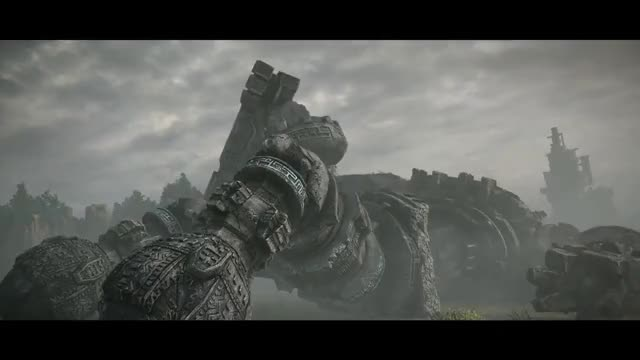 Watch Shadow of the Colossus PS4 - 3rd Colossus (Gaius) GIF on Gfycat. Discover more 784cf3d0-f890-4440-b99a-69bf9021d07b, Gaius, PS4Share, ShareFactory, colossus GIFs on Gfycat