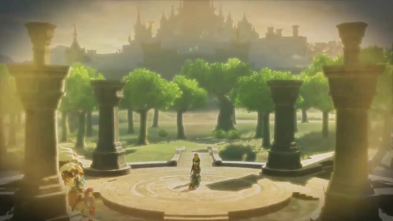 Zelda Botw Boss Gifs Search | Search & Share on Homdor