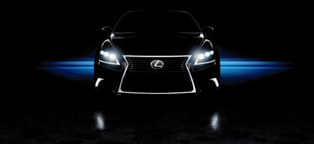Watch Lexus LS Animated GIF on Gfycat. Discover more related GIFs on Gfycat