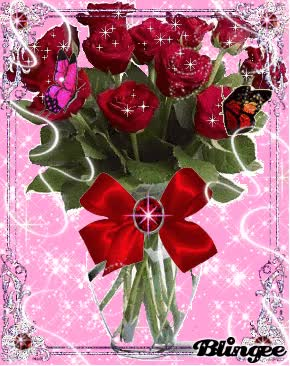 Watch and share Red Rose Bouquet GIFs on Gfycat