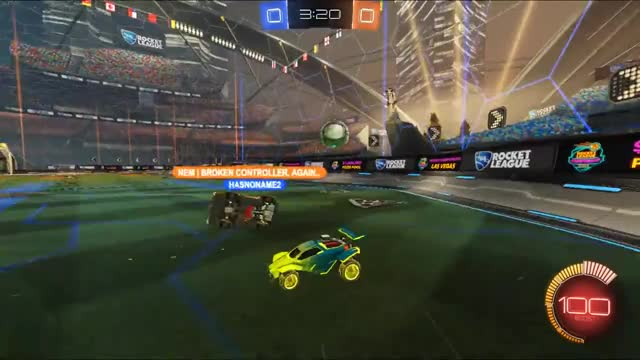 Watch and share Rocket League 2018 11 12 08 46 14 20 DVR GIFs on Gfycat
