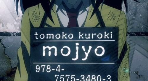 Opening, Tomoko Kuroki, Watamote, If I'm crazy it thing mine (aaa) GIFs