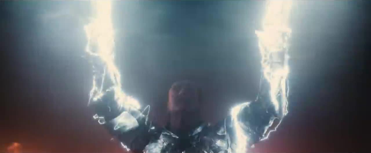 angry, burn, david thewlis, lightning, mad, rage, wonder woman, wonder woman movie, Ares Rage Attack Wonder Woman GIFs