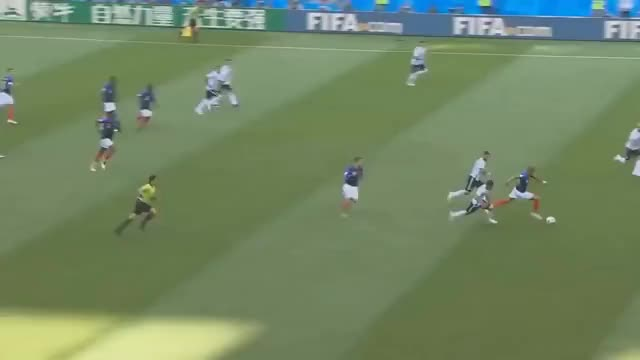 Watch and share MBAPPE  37KM/H     VS ARGENTINA GIFs on Gfycat