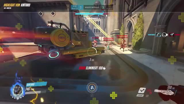Watch Soldier ist Winston-imun GIF on Gfycat. Discover more highlight, overwatch, winston GIFs on Gfycat