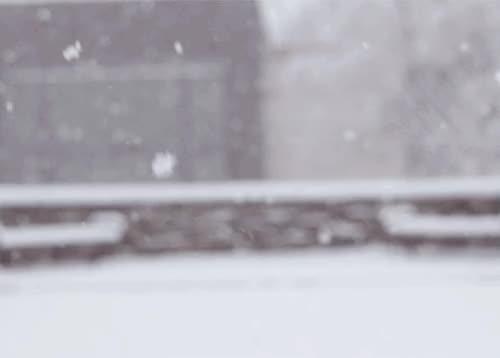 snow, winter, loop, mine, nieve