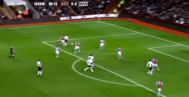 Watch Cristiano Ronaldo sitter Vs Aston Villa 05.01.2008 GIF by FIFPRO Stats (@rahspot) on Gfycat. Discover more related GIFs on Gfycat
