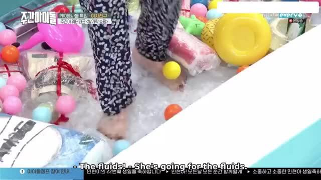 Watch and share Eunha Feet GIFs by myblindy on Gfycat