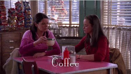 Watch and share Gilmore Girls GIFs on Gfycat
