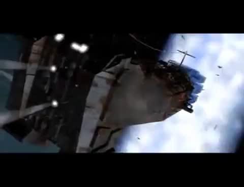 Intro, Starcraft, cinematicas, de, espa, ol, Starcraft Intro Español GIFs