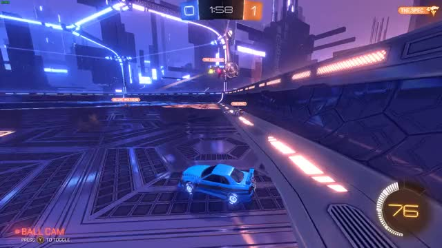 Watch and share Rocket League GIFs by thefuzzllama on Gfycat