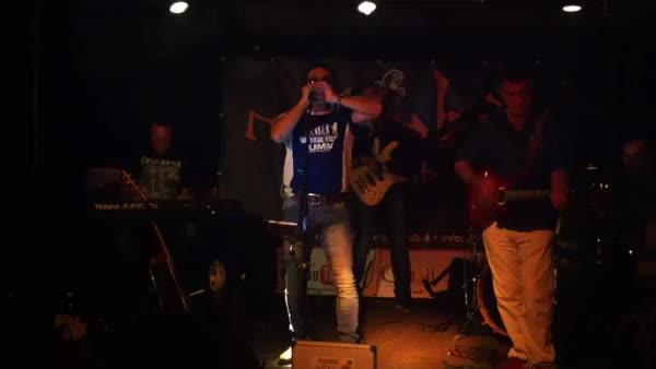 Live music al Marabù club (Vomero-Napoli) con B Canessa ed F Rinaldi