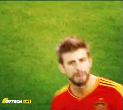 Watch and share My Gifs Cesc Fabregas Gerard Pique Sergio Ramos Spain Nt Andres Iniesta Sorry I Don GIFs on Gfycat