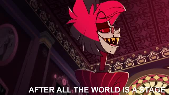 Watch and share Hazbin Hotel GIFs and Radio Demon GIFs on Gfycat