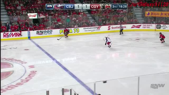 Watch and share Bluejackets GIFs and Hockey GIFs by galaxy9112 on Gfycat